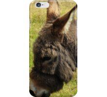 Donkey Head iPhone Case/Skin