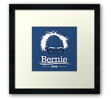 Bernie 2016 - High Quality Resolution Framed Print