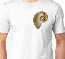 Nautilus shell Unisex T-Shirt