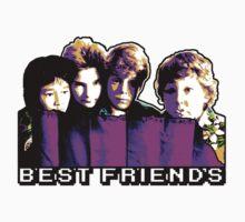 Best Friends - Never Say Die One Piece - Short Sleeve