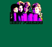 Best Friends - Never Say Die Unisex T-Shirt