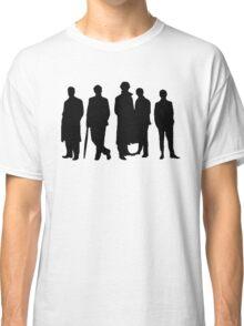 Sherlock Silhouette Classic T-Shirt