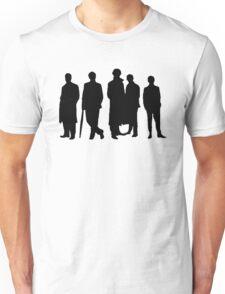 Sherlock Silhouette Unisex T-Shirt