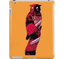 Daredevil - Owl iPad Case/Skin