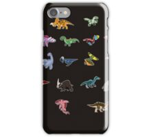 That's a Lot of Dinosaurs... iPhone Case/Skin