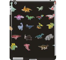 That's a Lot of Dinosaurs... iPad Case/Skin