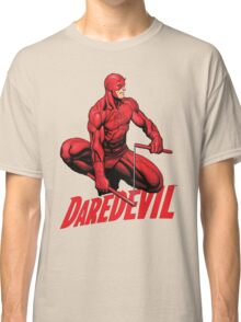 Daredevil The man without fear Classic T-Shirt