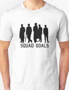 Sherlock Squad goals Unisex T-Shirt