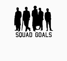 Sherlock Squad goals Womens Fitted T-Shirt