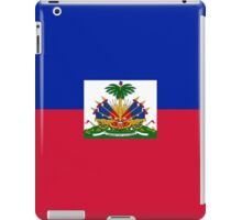 Haiti Flag Duvet Sticker T-Shirt Cell Phone Case iPad Case/Skin