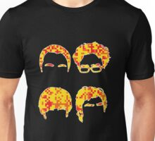 Big Four Design Unisex T-Shirt