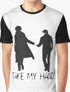 Take My Hand Graphic T-Shirt