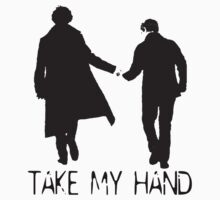 Take My Hand One Piece - Short Sleeve
