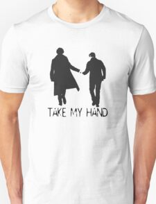 Take My Hand Unisex T-Shirt