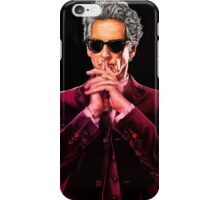 Doctor Who 12 iPhone Case/Skin