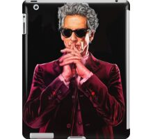 Doctor Who 12 iPad Case/Skin