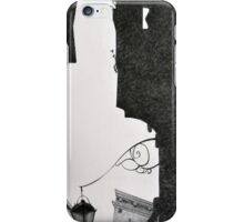 Shadow in Venice, 2011, 50-70, grafit on paper iPhone Case/Skin