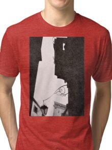 Shadow in Venice, 2011, 50-70, grafit on paper Tri-blend T-Shirt