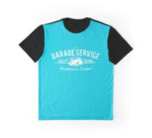 Garage Service Oldtimer by Francisco Evans ™ Graphic T-Shirt