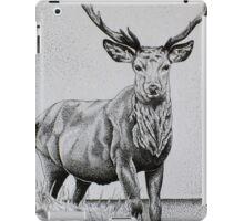 Stag iPad Case/Skin