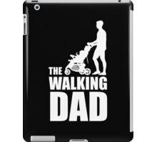 The Walking Dad Baby Carriage iPad Case/Skin