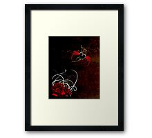 One Love, One Heart Framed Print