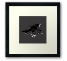 Broken Strings Framed Print