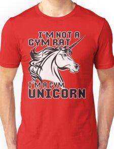 Gym Unicorn Unisex T-Shirt
