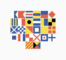 Nautical Flags Unisex T-Shirt