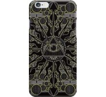 SNAKES, ARROWS, AND THE WIZARDING WAY iPhone Case/Skin
