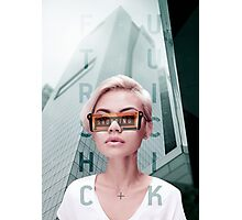 Futurischick Photographic Print