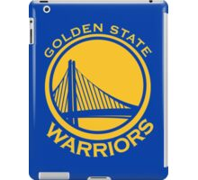 NBA WARRIORS iPad Case/Skin
