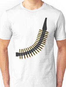 Pencil Ammo Belt Unisex T-Shirt