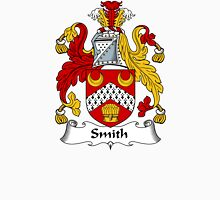 Smith Coat of Arms / Smith Family Crest Unisex T-Shirt