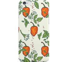 hot habanero iPhone Case/Skin
