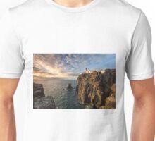 Sunset at Neist Point Lighthouse Unisex T-Shirt