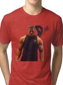 JJ WATT Tri-blend T-Shirt