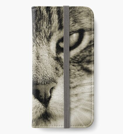 LE CHAT II iPhone Wallet/Case/Skin