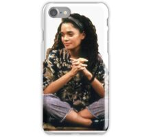 Denise Huxtable  iPhone Case/Skin