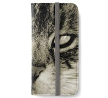 LE CHAT I iPhone Wallet/Case/Skin