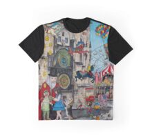 Prague's Carnival - the Achievement! Graphic T-Shirt