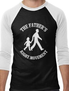 The Father's Right Movement Men's Baseball ¾ T-Shirt