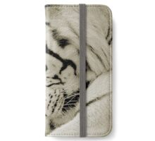 THE WHITE TIGER I iPhone Wallet/Case/Skin