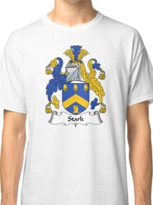 Stark Coat of Arms / Stark Family Crest Classic T-Shirt