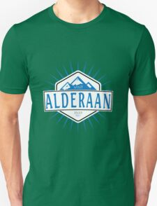 Visit Alderaan - While You Can Unisex T-Shirt