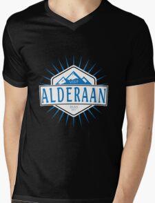Visit Alderaan - While You Can Mens V-Neck T-Shirt