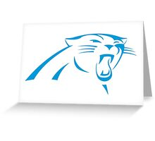Step Panthers  Greeting Card