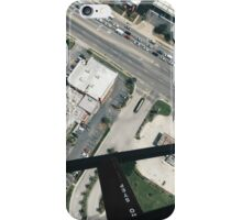 Flying on Infinity  iPhone Case/Skin