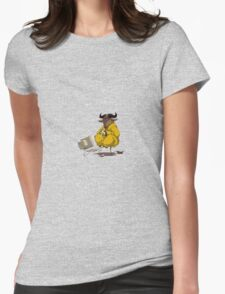 gnu Womens Fitted T-Shirt