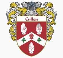 Cullen Coat of Arms/Family Crest One Piece - Long Sleeve